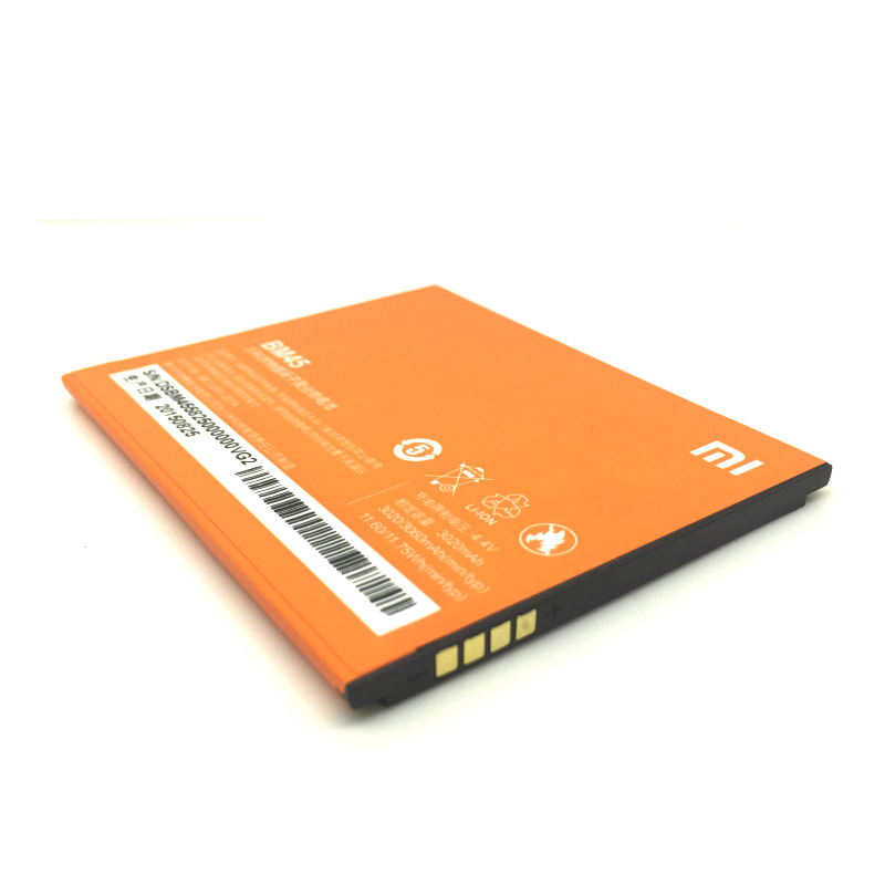 Xiaomi Redmi Note 2 Battery BM45 3020mAh Battery